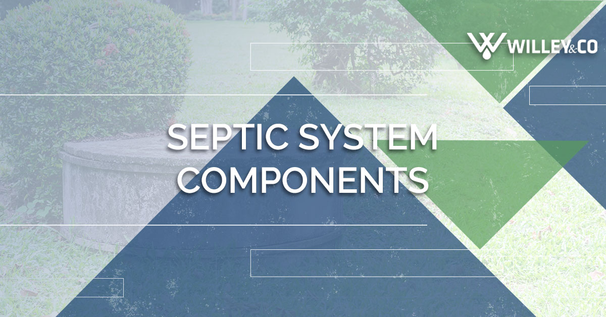 Septic System components featured image