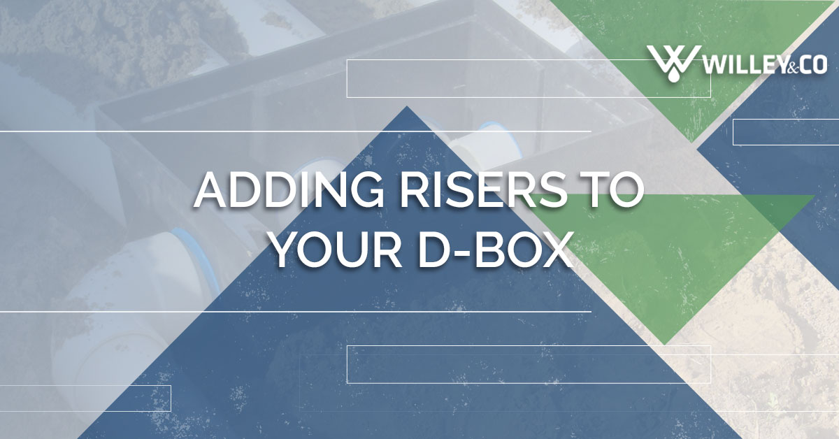 Adding Risers to Your Septic D-Box - Septic Tank Sussex County