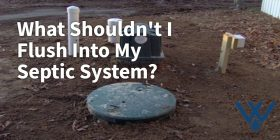What shouldn't I flush into my septic system featured image