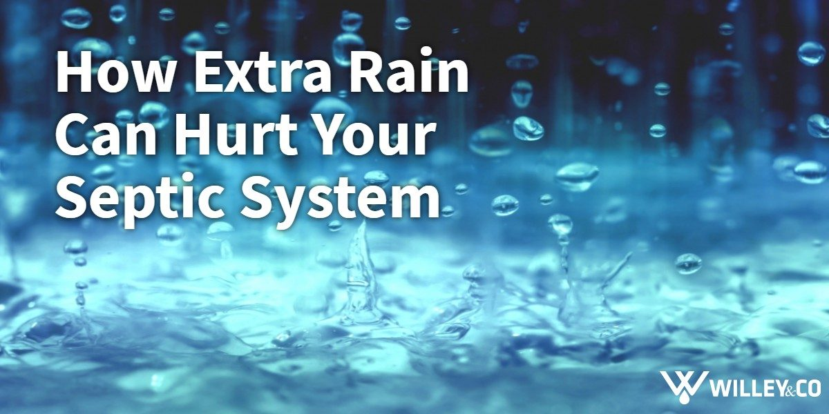 How Extra Rain Can Hurt Your Septic System Featured Image