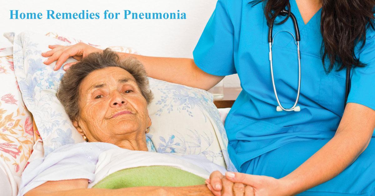 Home Health Care Honolulu Naturally Cure Pneumonia