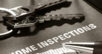 Image of Keys, Pen, And Home Inspection