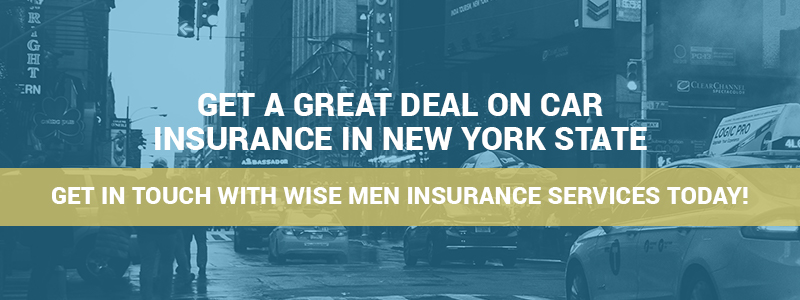Get A Great Deal on Car Insurance In New York State