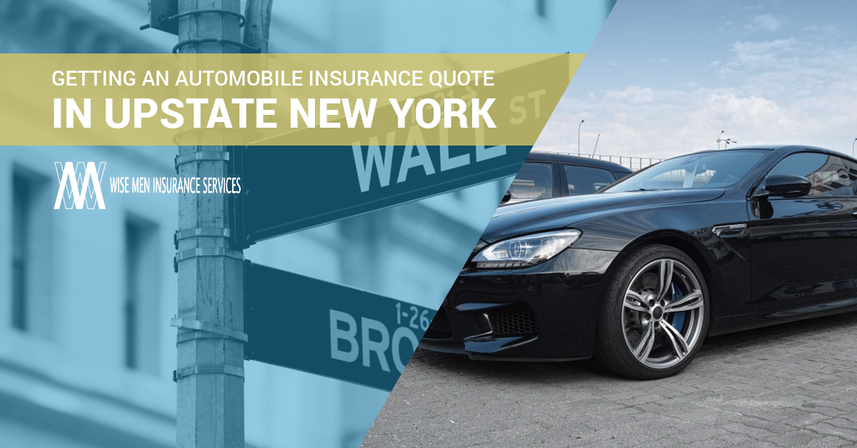 Car Quote Extraordinary Get A Car Insurance Quote New York State Finding An Affordable Auto