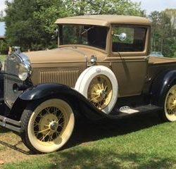 Image of Vintage Vehicle