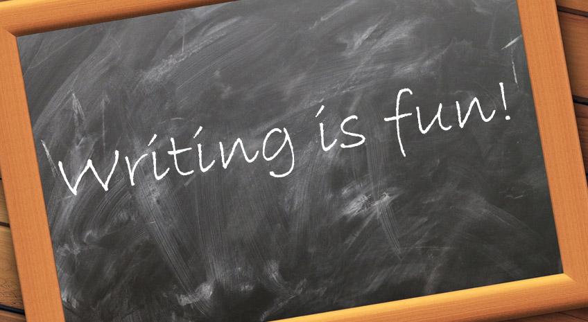 writing-is-fun