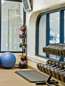 Keep surfaces clean from bacteria, including gym equipment for six month with WP Cleaning Solutions surface cleaning!