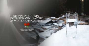 Keeping Your Skin Hydrated And Healthy As Winter Approaches