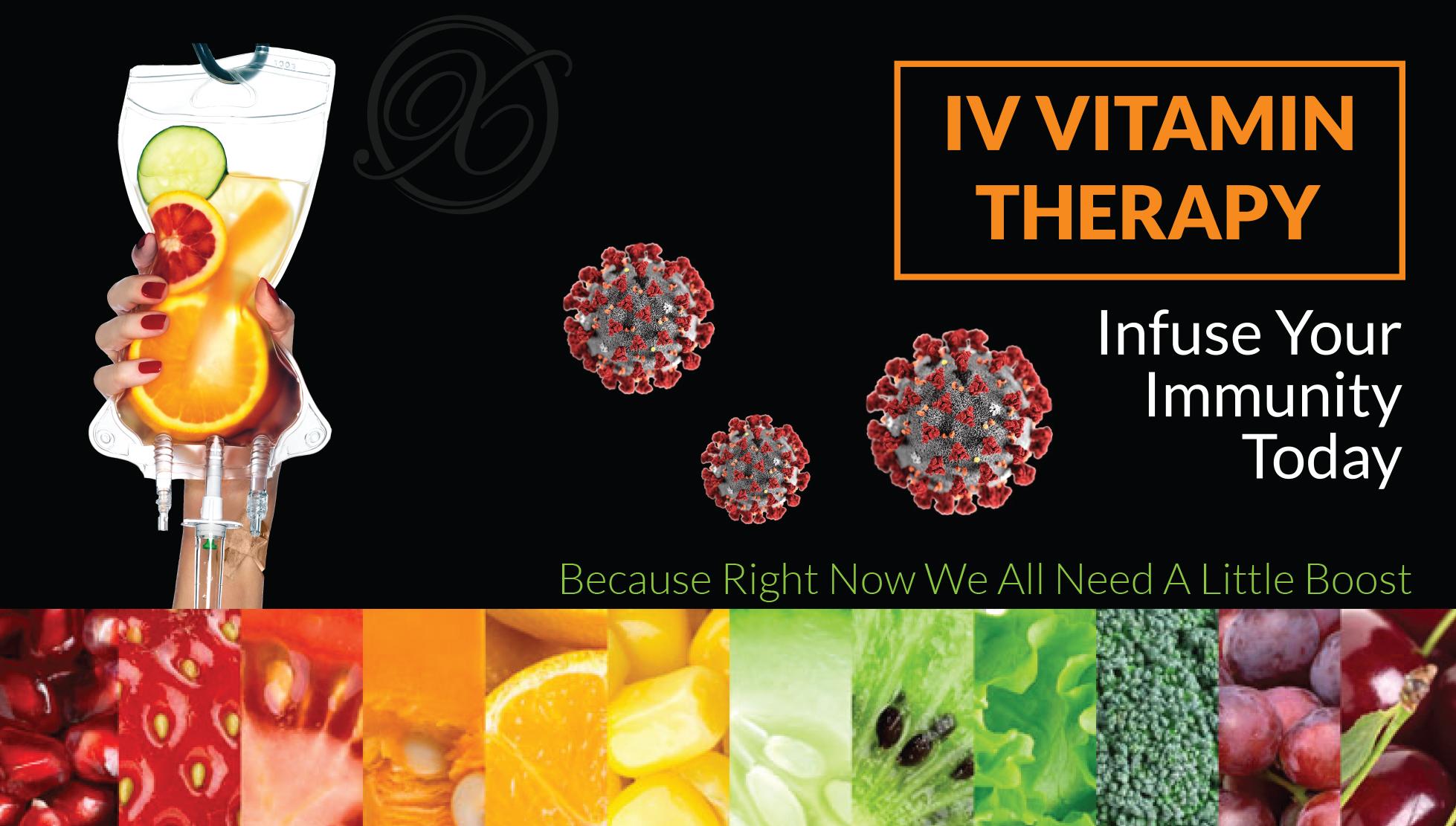 IV Vitamin Therapy at Xanadu Med Spa
