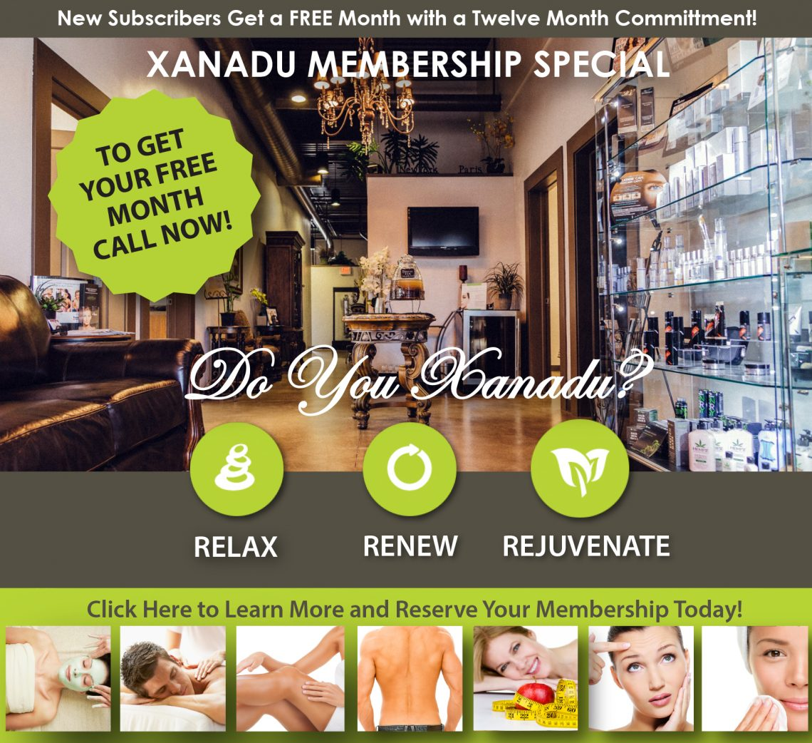 Membership - Get 1 month FREE with 12 month commitment
