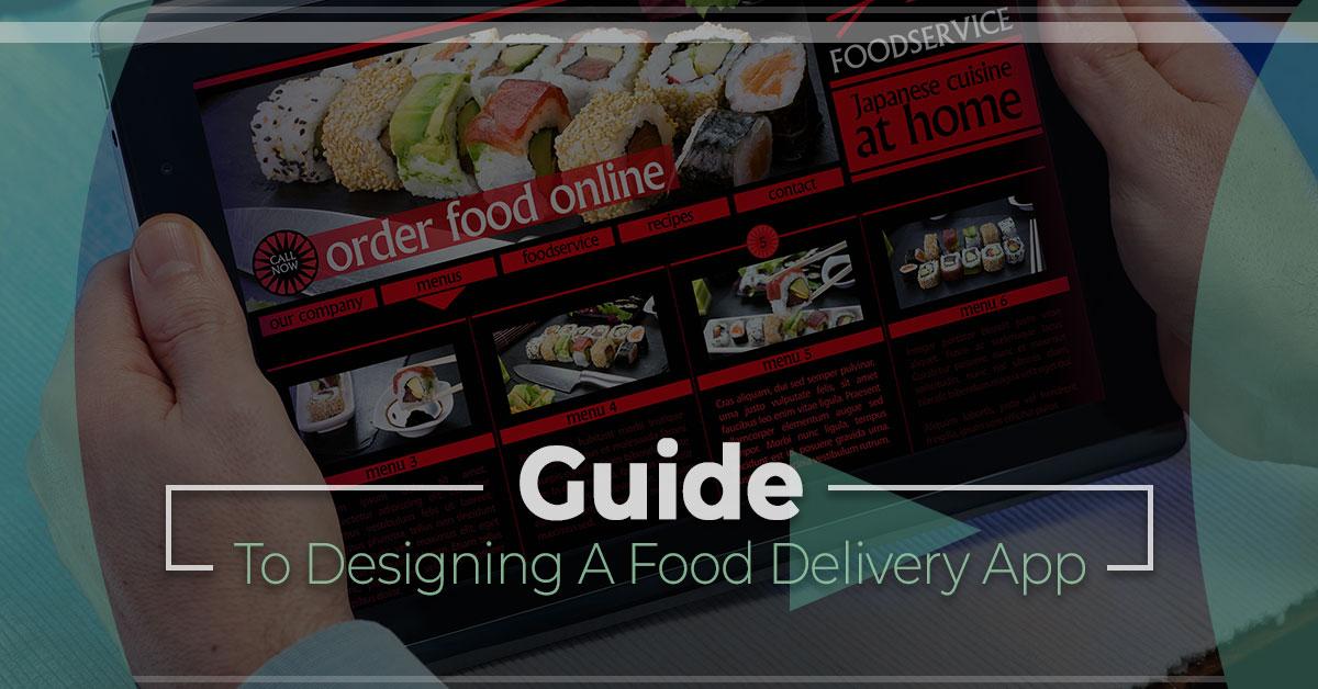 app menu food