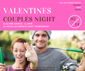 Valentine's Day Couples' Night