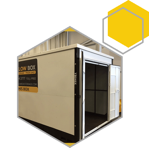 Yellow Box Self-Storage Units  sc 1 th 224 & Yellow Box - Top Rated Local® Mobile Self-Storage Units In ...