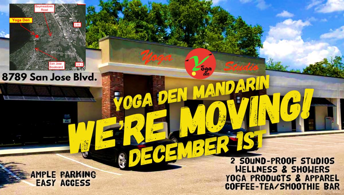 yoga den fleming island