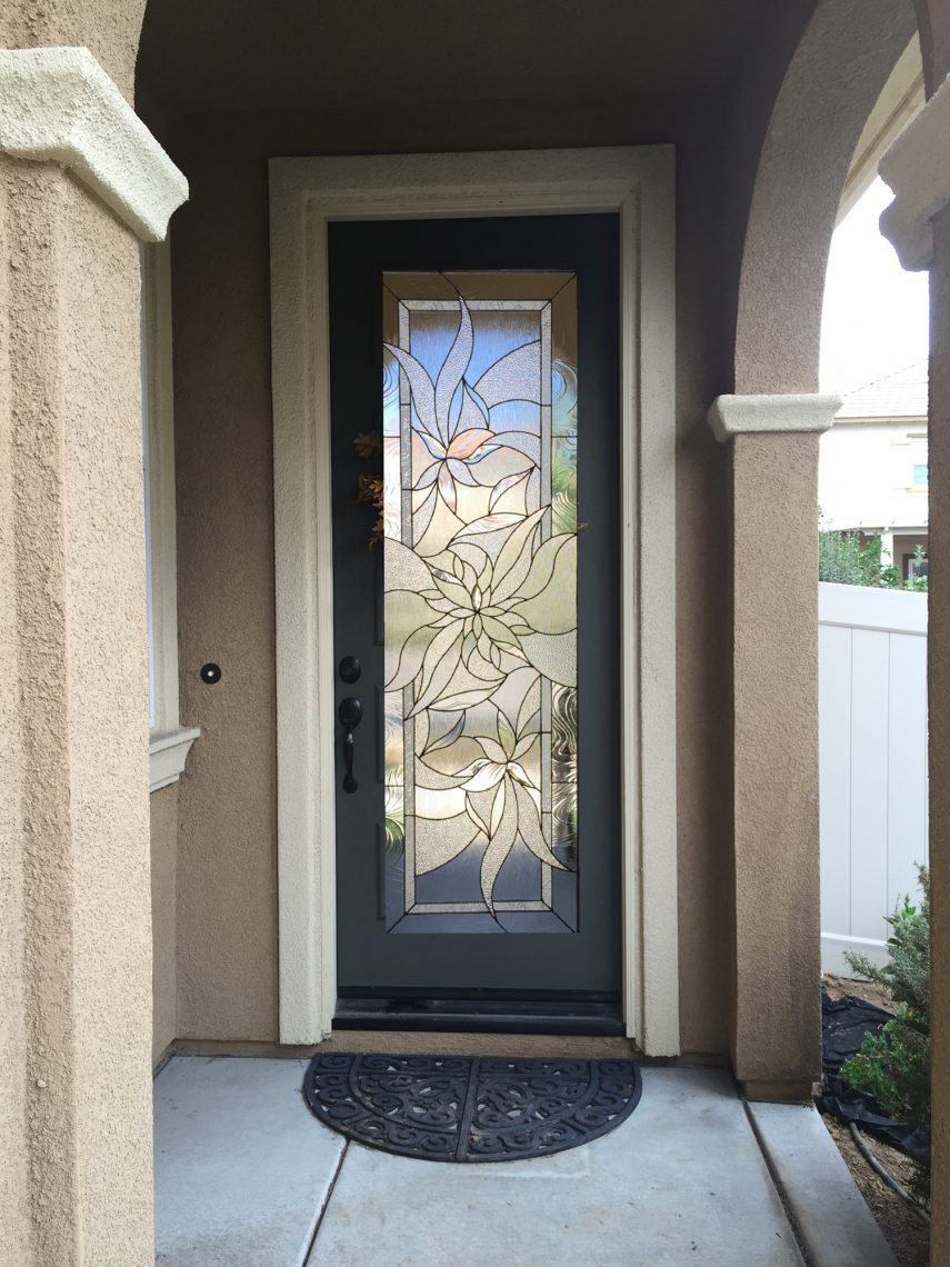 Merveilleux Your Door Our Glass