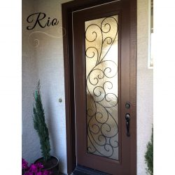 Additional professional image of Rio glass door