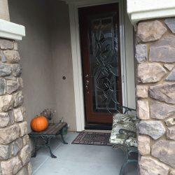 Impressions decorative glass door - Your Door Our Glass