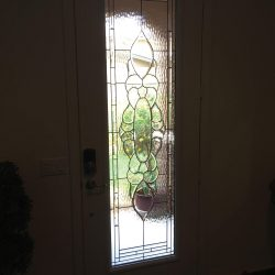 Inside View Of Parklane Door Glass