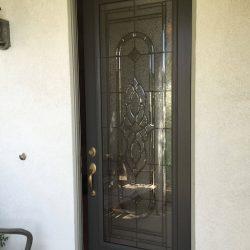 Decorative glass door - Your Door Our Glass