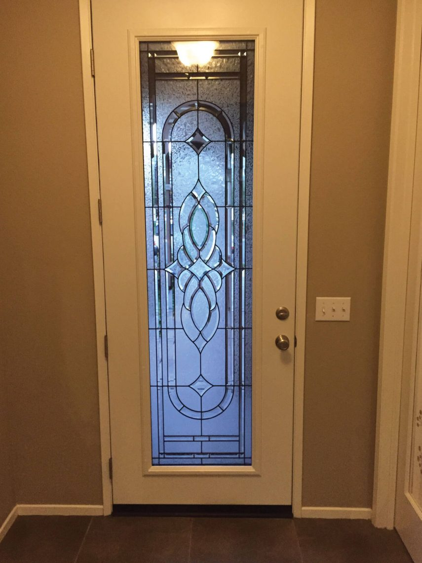 Decorative Glass Door Inserts Premium Glass In Temecula