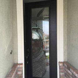 Decorative glass door design - Your Door Our Glass