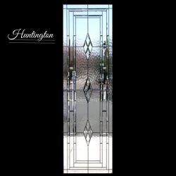 Professional Shot of Huntington glass door