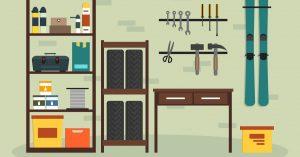 Garage Storage & Organization Tricks