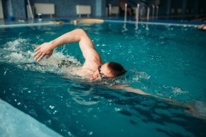 swimming good excercise for vein health