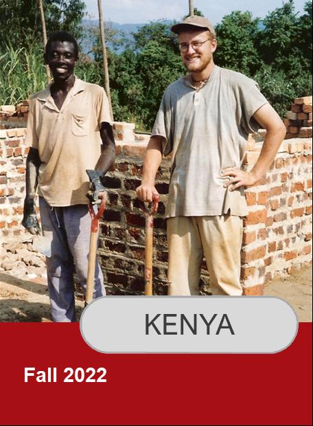 Click for information on Kenya Fall 2022 program