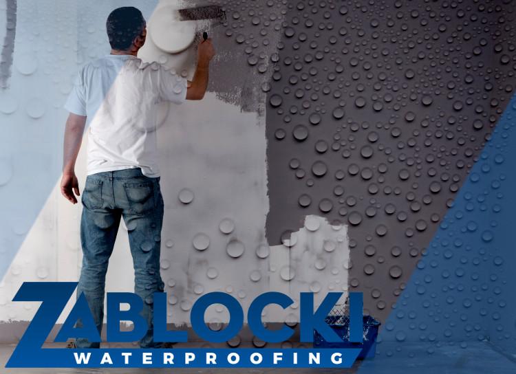 The Truth About Waterproofing Paint - Zablocki Waterproofing
