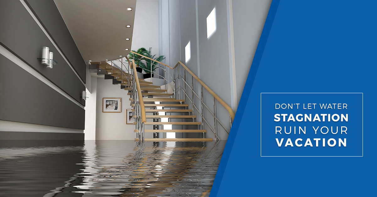 Donu0027t Let Water Stagnation Ruin Your Vacation. Date Published: March 22nd,  2017. Categories: Basement Waterproofing Milwaukee