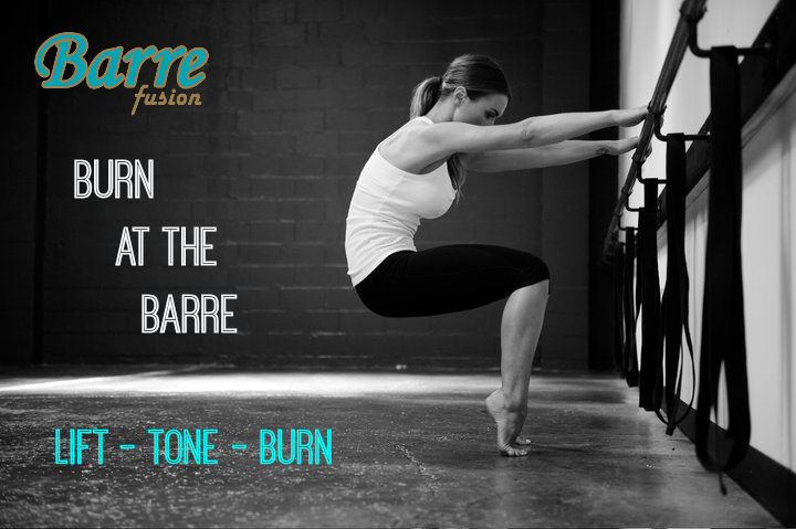 barre lift tone burn