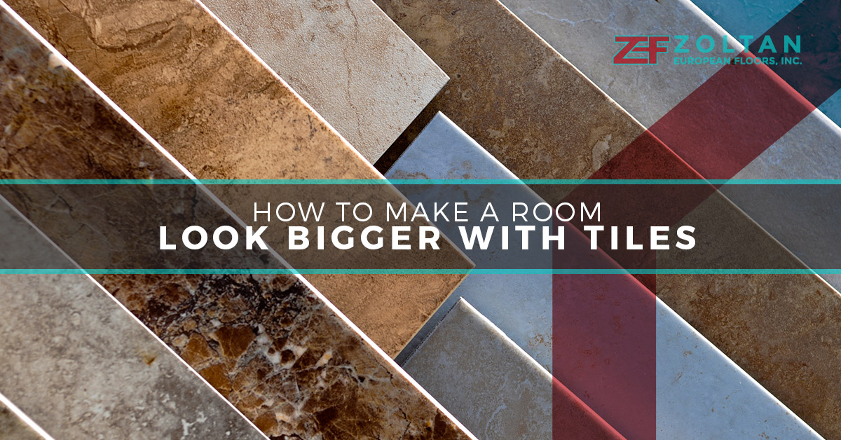 Flooring Danbury Make Your Room Look Bigger With Tiles