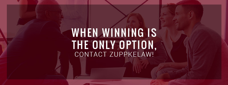 Blog image, when winning is the only option